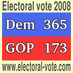 Click for www.electoral-vote.com