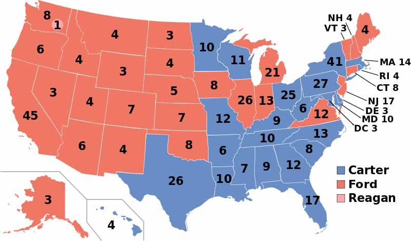 1976 map