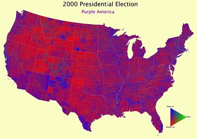 Counties 2000
