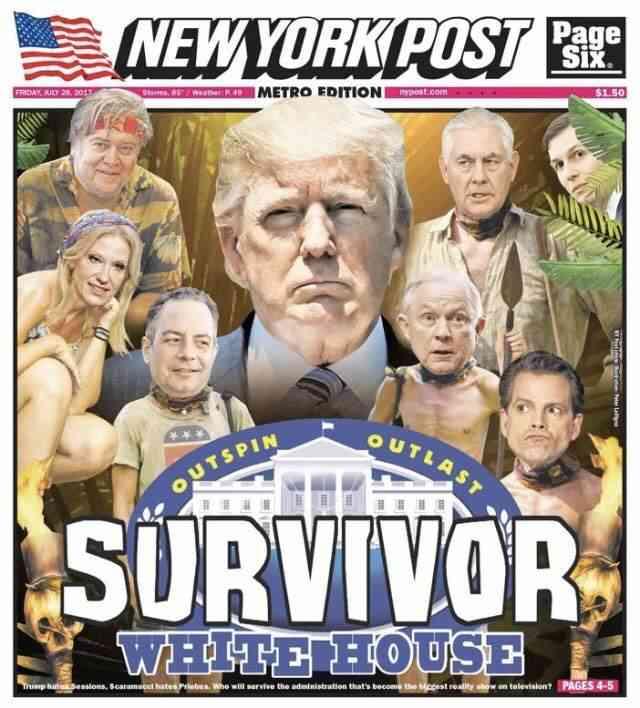 NY Post Survivor