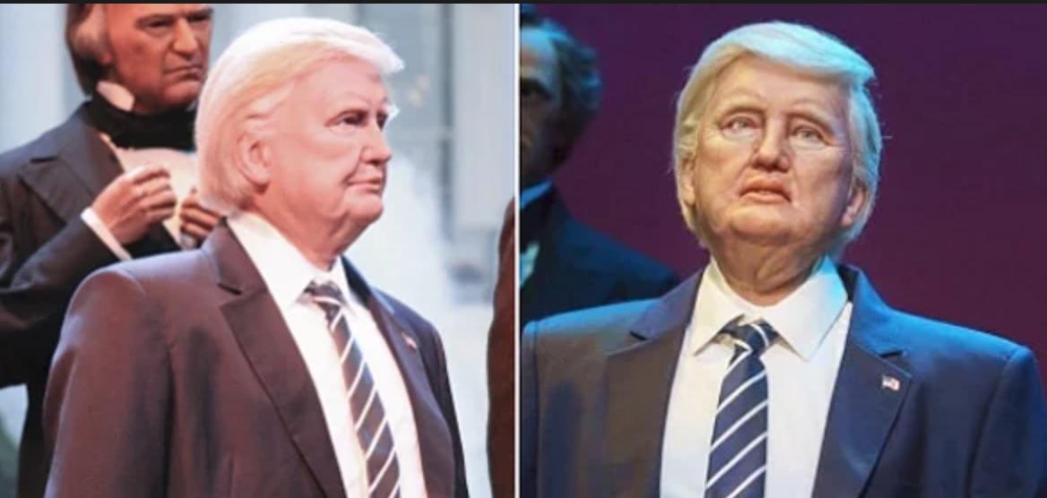 Animatronic Trump