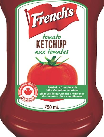 Canadian ketchup, eh
