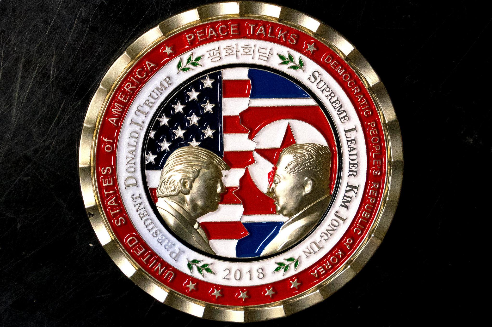 Trump-Kim 2018